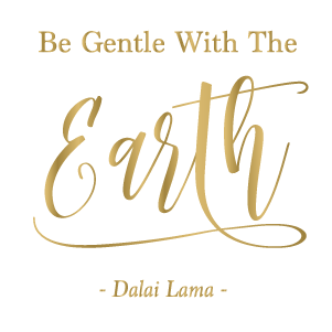 be gentle with the earth How can you expect to be gentle with the people you care about if you  it utterly unimaginable that the earth could revolve around the sun,.