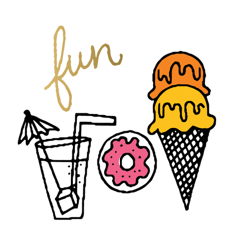 Ice cream fun
