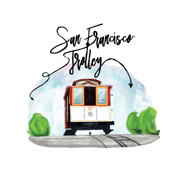 San Francisco Trolley - Kromebody