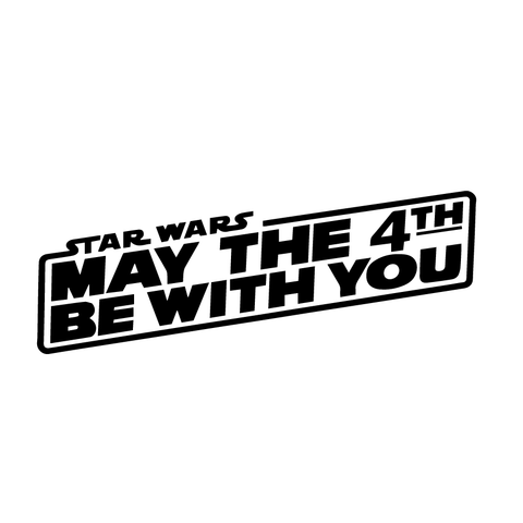 Star Wars: may the 4th be with you - Kromebody