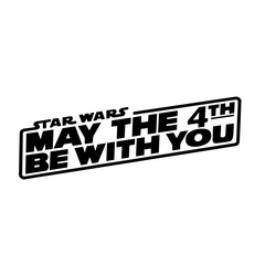 Star Wars: may the 4th be with you