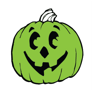 Glow-In-The-Dark: Pumpkin