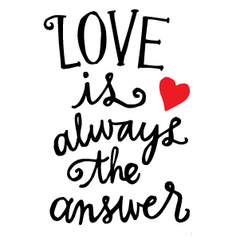Love is always the answer - Kromebody
