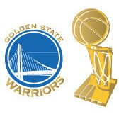 GSW Logo and NBA Trophy - Kromebody
