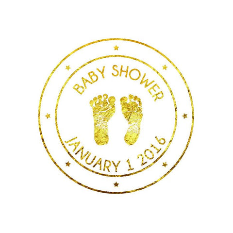 Baby Shower Announcement - Kromebody