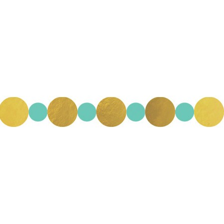 Blue and Gold Beads - Kromebody