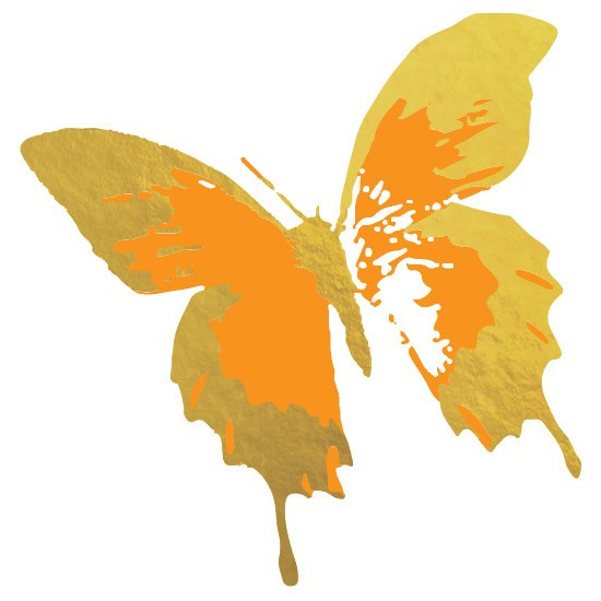 Orange Butterfly - Kromebody