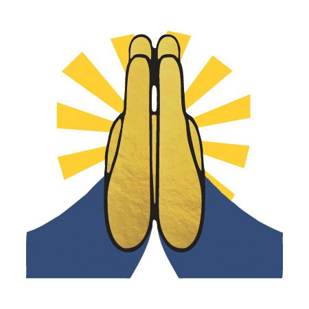 Praying Hands Emoji - Kromebody