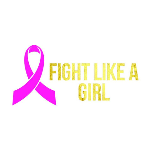 Breast Cancer - Fight Like A Girl - Kromebody
