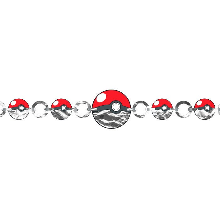 Pokémon Ball Bracelet - Kromebody