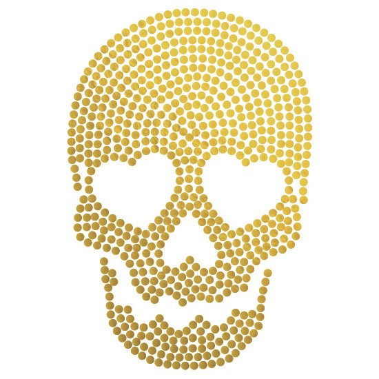 Skull With Heart Eyes - Kromebody