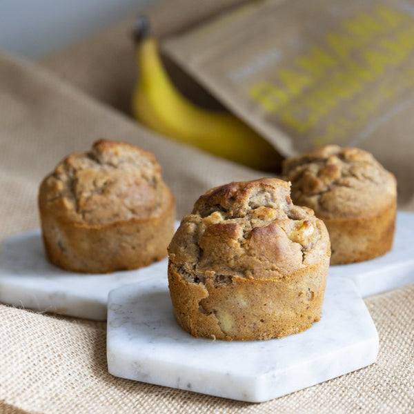 Banana & Cinnamon Muffin Mix