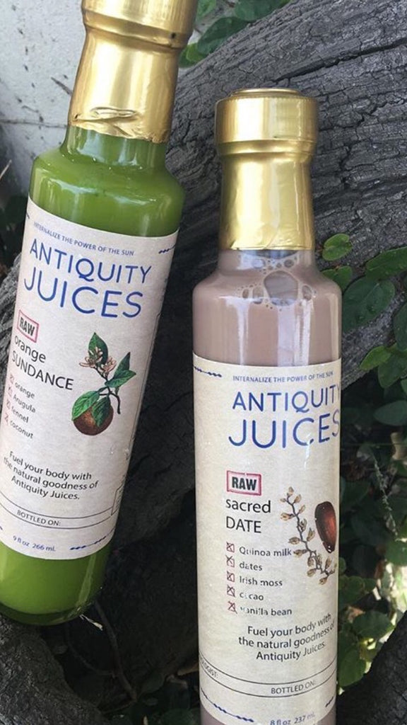 Healthy Body: It Starts on the Inside - Antiquity Juice