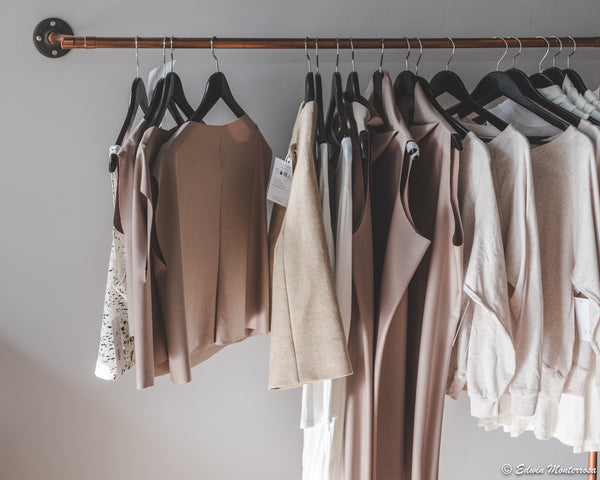 capsule collection clothing minimalist approach to ethical fashion