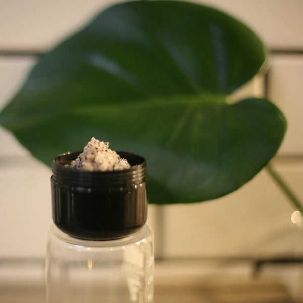 Black Sand Body Scrub - VISCERA