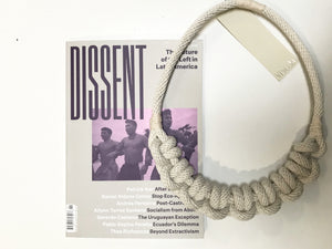 Dissent Fiber Necklace - VISCERA
