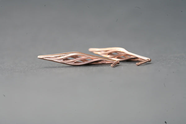 Setae Earrings - VISCERA