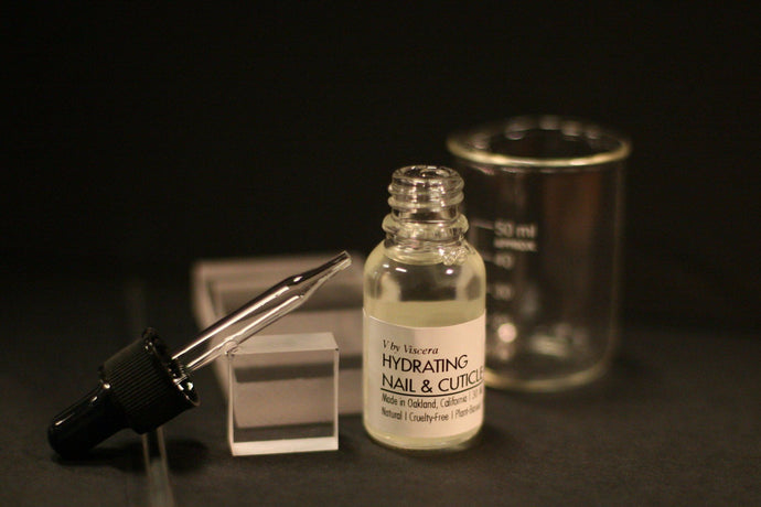 Hydrating Nail and Cuticle Oil