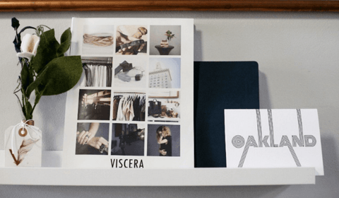 Viscera Magazine Vol 1 , accessories - V I S C E R A, V I S C E R A - 1