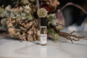 09 Amber Hearth Fragrance