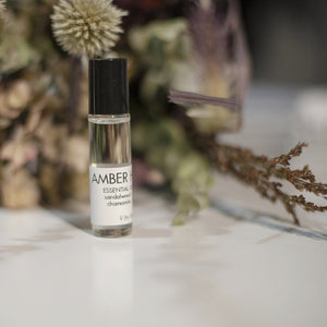 09 Amber Hearth Perfume - VISCERA