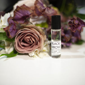 03 Black Arroyo Perfume - VISCERA