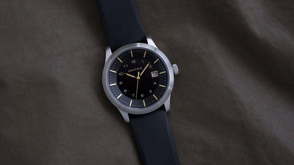 Lightwell Field Watch -- Gilt - VISCERA