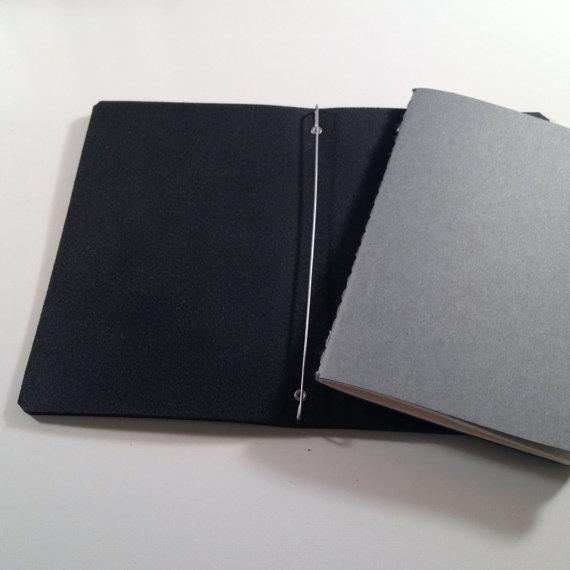 Leather Notebooks - VISCERA