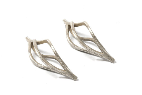 Ogee Earrings - VISCERA
