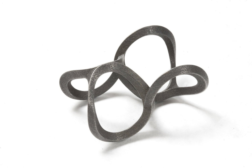 Sateen Two Finger Ring - VISCERA