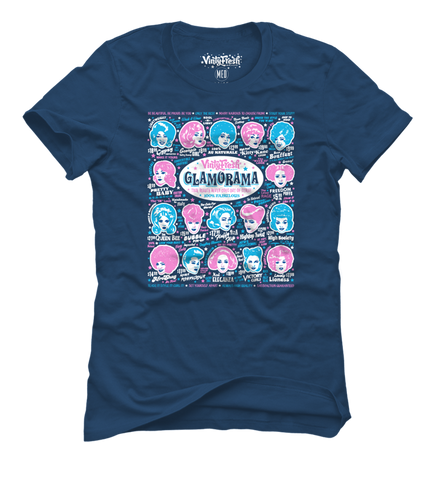 Glamorama - Women's Midnight Short Sleeve T-shirt