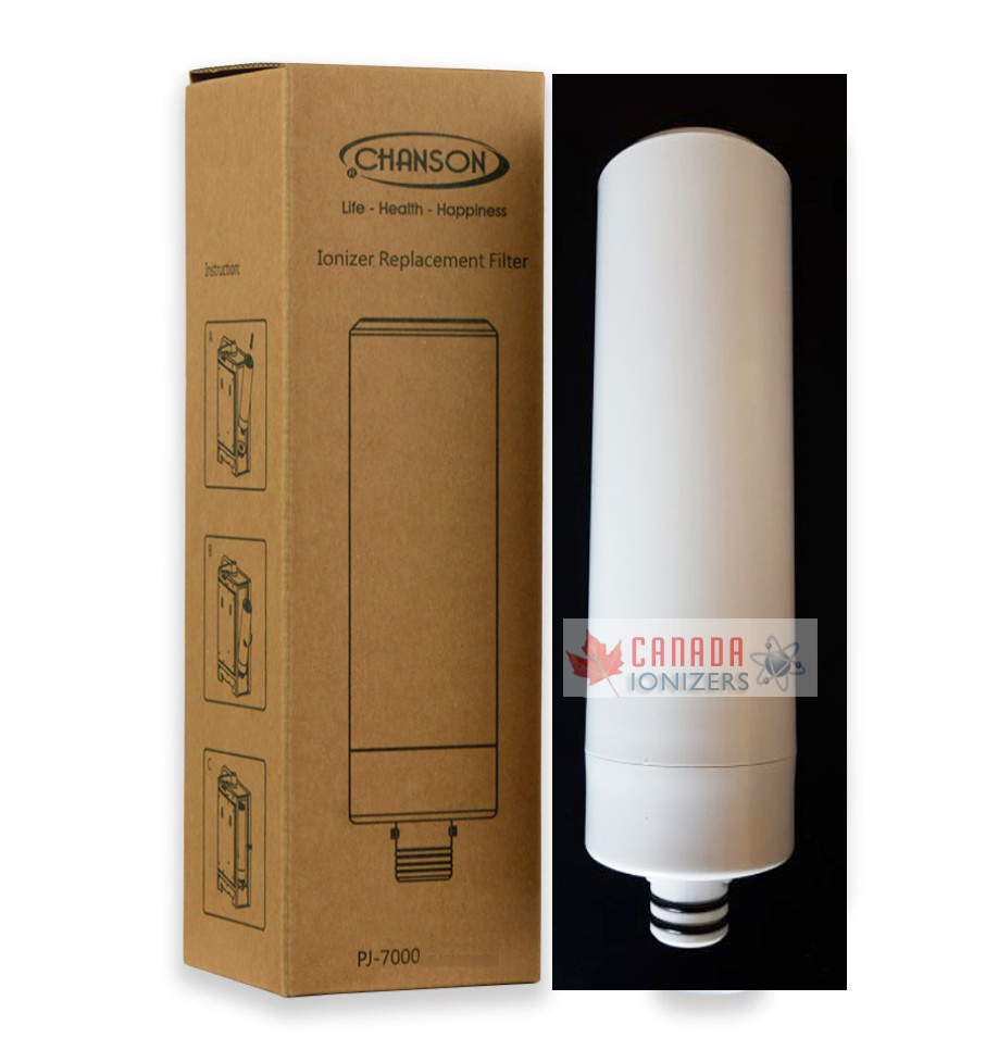PJ-8000 Chanson Water Ionizer Replacement Filter