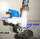C3 3-Stage Home Water Filter System