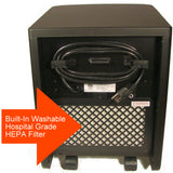 Heater plus: Air Filter - Infrared - Humidifier