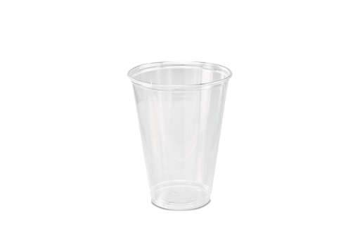 Vaso transparente PETE 10 oz.