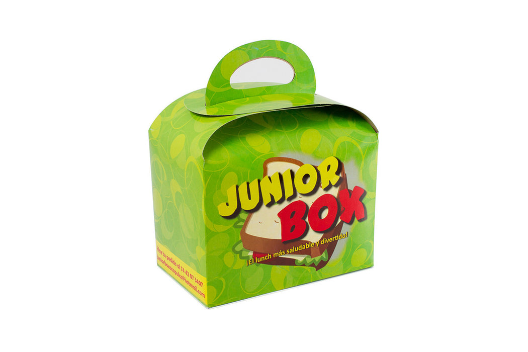 Caja Lunch Personalizada Mediana 1
