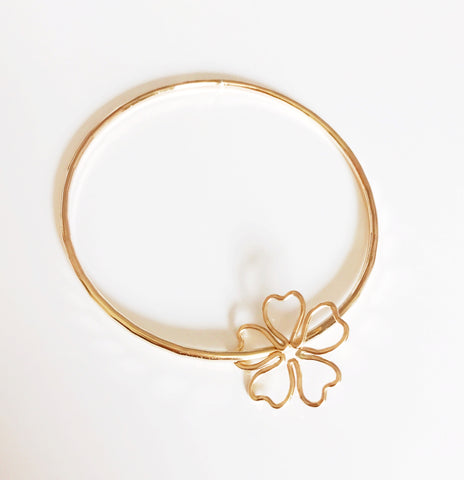 Cherry Blossom bangle (B327)