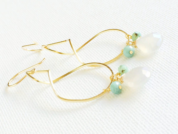 Earrings Mia  (E172)