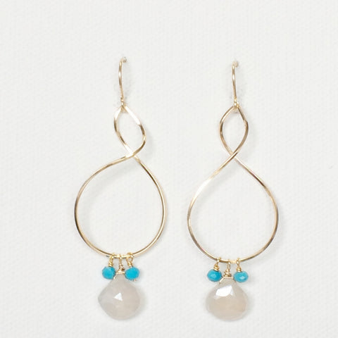 Earrings Mia   (E119)