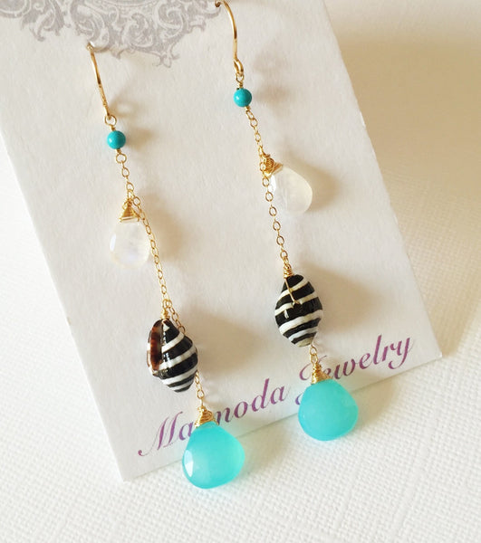 Earrings Yumi  (E109)