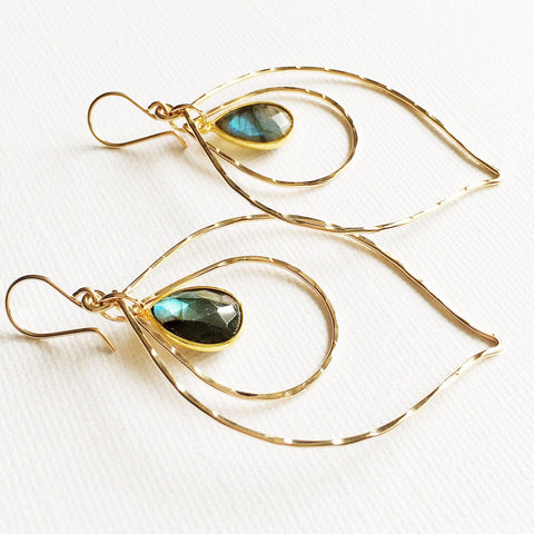 Earrings Chloe (E279)