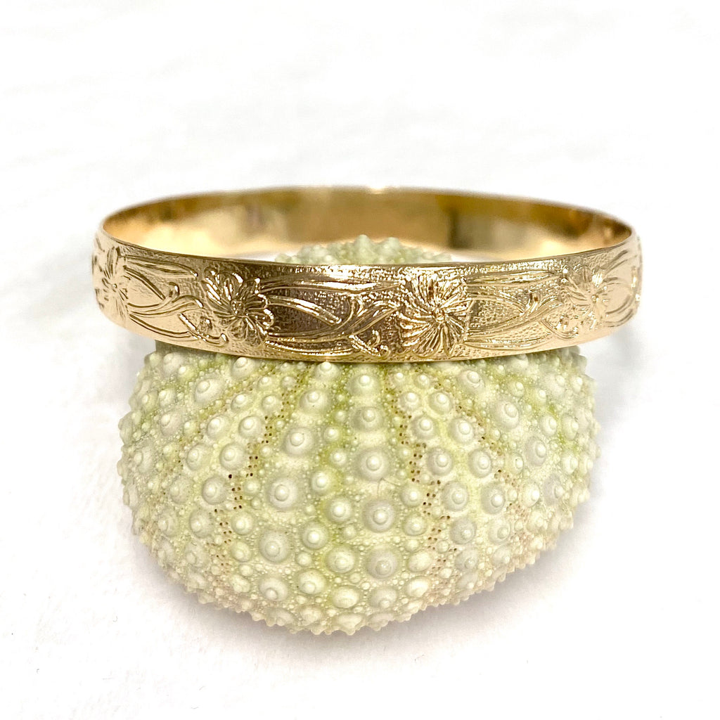 Bangle KEIKO - 8mm heirloom (B462)