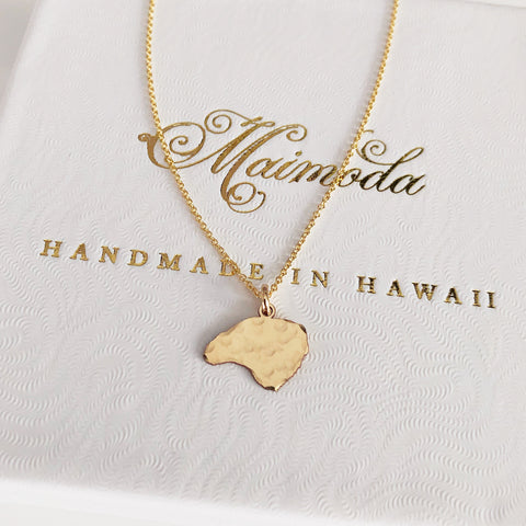 Lanai charm necklace (N320)