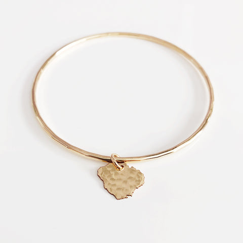 Kauai charm bangle (B372)
