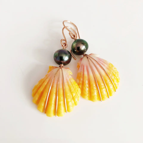 Earrings Bora (E219)