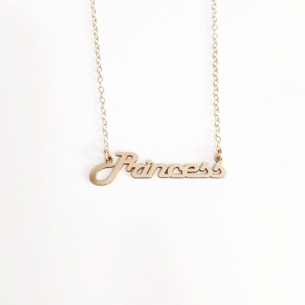 PRINCESS necklace (N305)