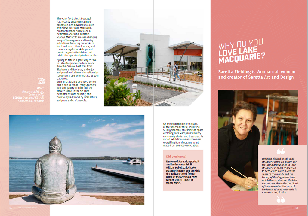 Lake Macquarie Lifestyle Magazine