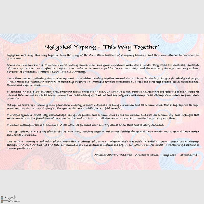 Ngiyakai Yapung - 'This Way Together'