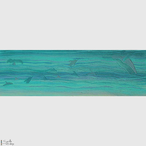 Canvas Print - Durrungan Parai, Whale Country
