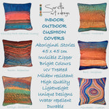 Cushion Cover - Ngurakaali